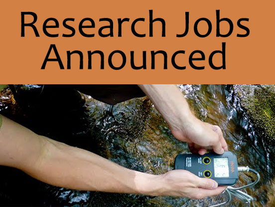 Water monitoring research